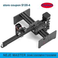 cnc Laser Engraver Laser Engraving Machines 20W Mini Carver DIY laser cutter wood router cnc for Metal Wood Engraving machine