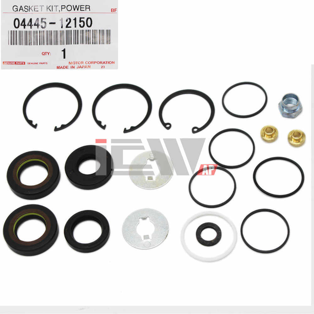 power steering assembly kit gasket for rack pinion for toyota corolla sprinter spacio oem 04445 12150