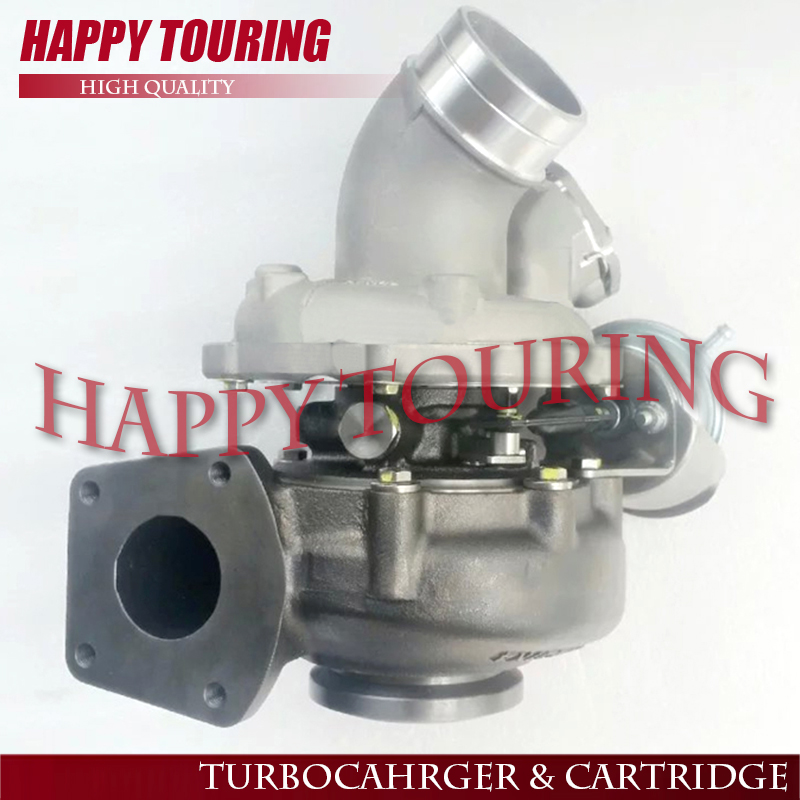 GT2052V Turbo Turbocharger for <font><b>VW</b></font> <font><b>Touareg</b></font> <font><b>2.5</b></font> <font><b>TDI</b></font> 2003- 174hp BAC BLK 070145701J 070145702B 716885-5004S 716885-0001 070145702BV image