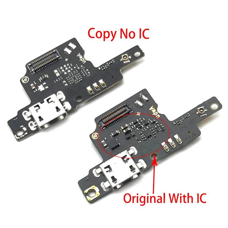 Оригинал для ZTE Blade V9 Vita Micro USB зарядное устройство док-коннектор, зарядный порт микрофон