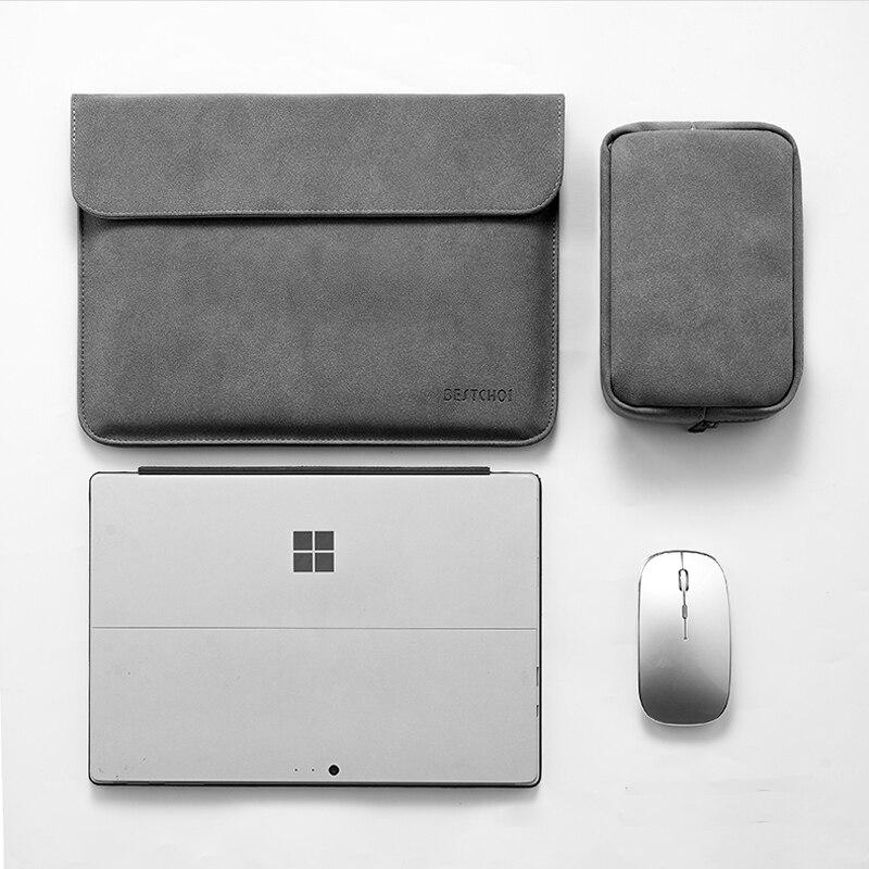 Laptop Case Sleeve For Microsoft Surface Pro 7 /Pro 5/Pro 4/Pro 3/ Pro 6 Case Tablet Bag Cover For Surface Book 2 Laptop 3 Pro X