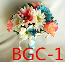 Accesorios DE BODA nupciales flores de sujeción 3303 BGC