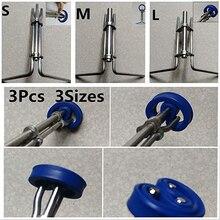 Studyset 3 шт./компл. гидравлический цилиндр, поршневой стержень, инструмент для установки U-образной чашки, контроллер усиления