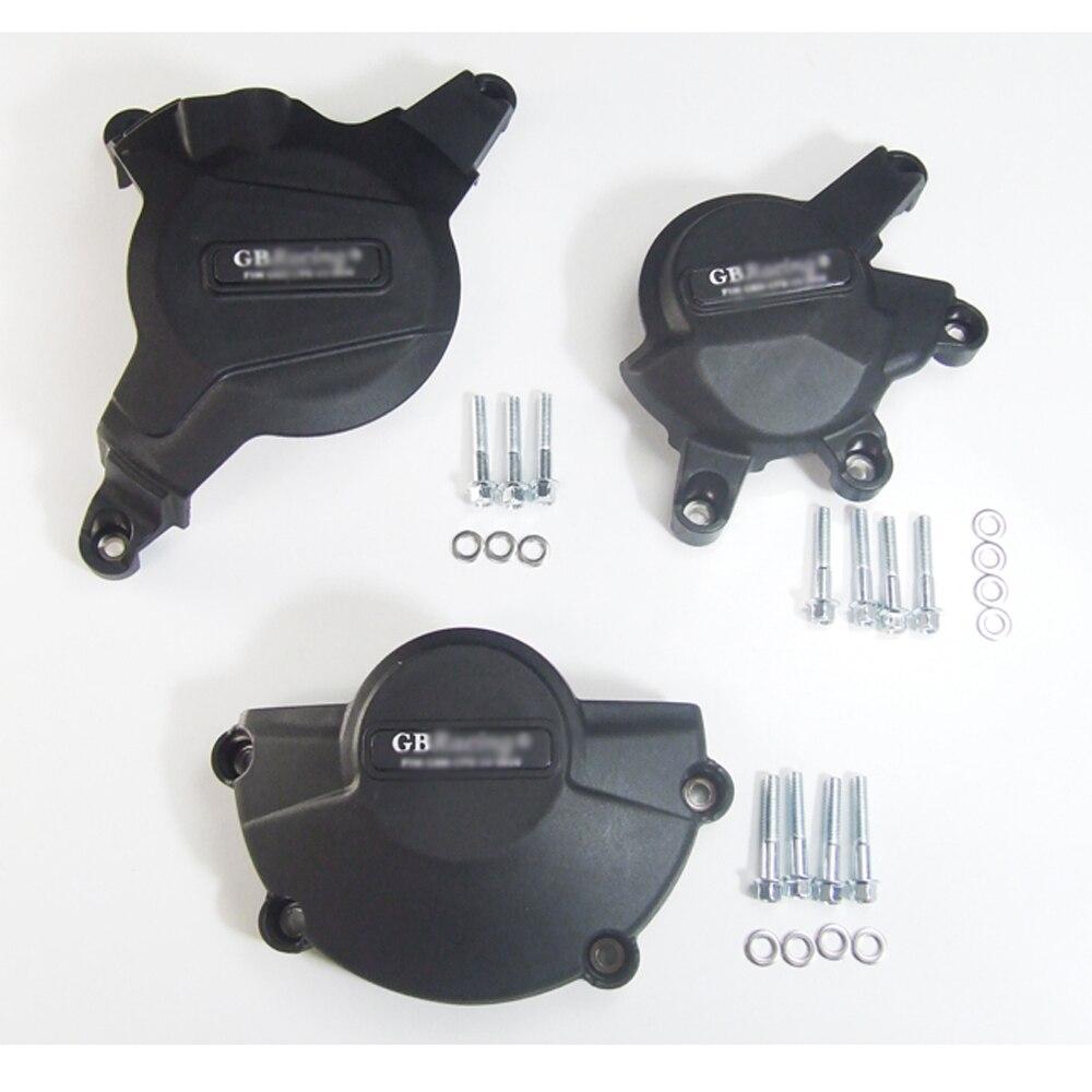Motocyclettes couvercle de moteur étui de Protection pour étui GB Racing pour HONDA CBR600RR CBR 600 RR 2007-2016 moteur couvre protecteurs