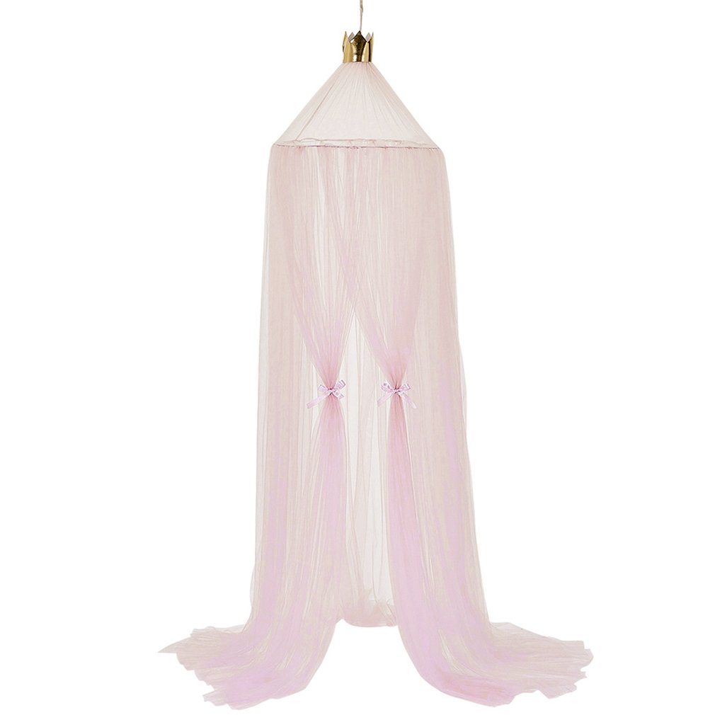 Summer Hanging Kid Bedding Round Dome Bed Canopy Bedding Mosquito Net Romantic Baby Girls Round Bed Mosquito Net Cover