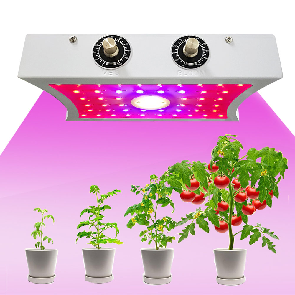 Spot LED Grow Light Plant Grow Lamp for Indoor Plants Seedling Blooming Fruiting 1000W/ 1200W Best Price