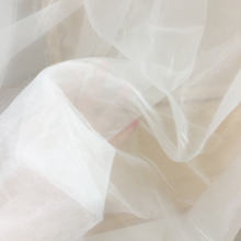 5 yards /lot Glossy Nano Off White Soft Tulle Lace Fabric for Wedding Prom Lining Bridal Veils Craft DIY 150cm wide