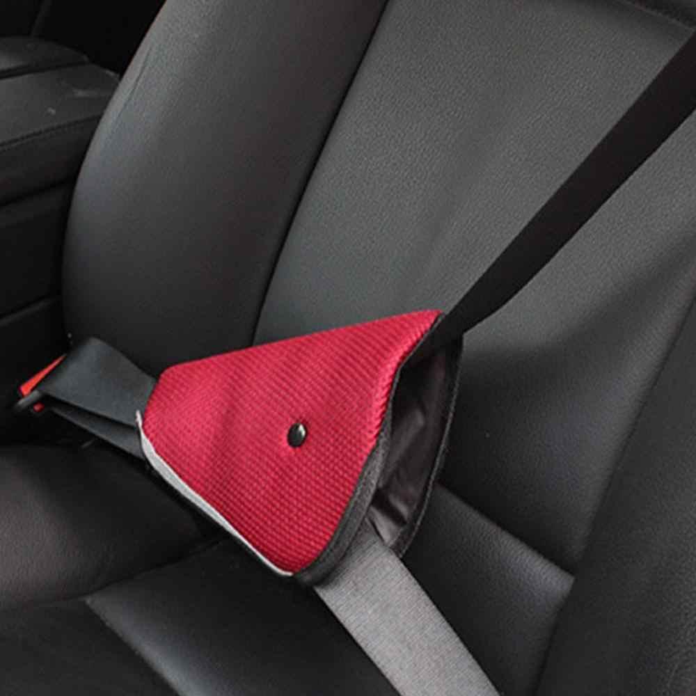 รถเด็กปลอดภัยไหล่ที่นั่งผู้ถือเข็มขัดปรับทนป้องกันรถปลอดภัยเข็มขัดนิรภัยทนทาน Adjuster สำหรับทารก 2019