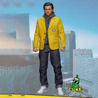 CUKE juguetes 1/6 escala accesorios ropa MA-001 estilo universitario ropa traje de figura 12
