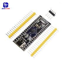 Diymore STM32F4 minimalny moduł systemowy ARM Cortex-M4 płytka rozwojowa type-c/Micro USB interfejs dla Arduino 3.3V/5V