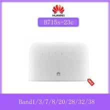 Desbloqueado novo original huawei B715s-23c 4g lte cat9 band1/3/7/8/20/28/32/38 cpe 4g wifi roteador B715s-23c pk b618 e5788 m1