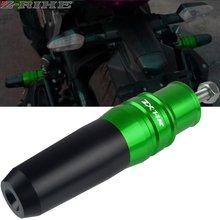 Новые аксессуары для мотоциклов алюминиевые противоударные ползунки