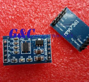 MMA7361 (MMA7260) Accelerometer Sensor Module NEW GOOD QUALITY diy electronics 500pcs 1n914 do 35 high conductance fast diode good quality diy electronics