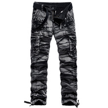 Men's Cargo Pants outdoor military trousers special forces c