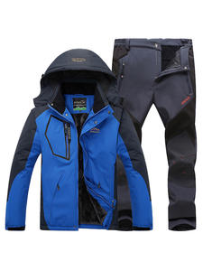 TRVLWEGO Pants Suit Sports-Clothes Snow-Skiing-Jacket Snowboard Waterproof Winter Outdoor