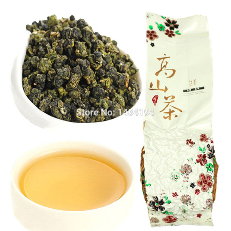 Chinese Taiwan Milk Oolong Tea Beauty Weight Loss Lowering Blood Pressure High Mountains JinXuan Milk Oolong Tea Fresh Gre