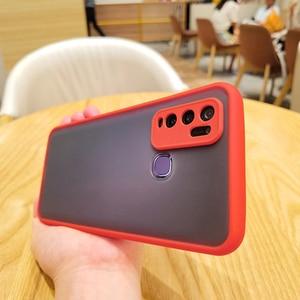 Чехол для Vivo Y30 чехол 2020 чехол из прозрачного силикона противоударный чехол для телефона чехол для Vivo Y50 Y30 Fundas для VivoY50 Y 50 чехол для телефона чехол s Y 30