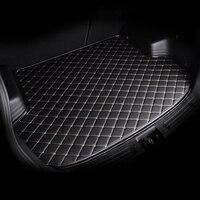 מותאם אישית לרכב תא מטען מחצלת עבור סאנגיונג כל מודלים Rexton Korando Rodius ActYon kyron רכב סטיילינג אביזרי רכב באתר