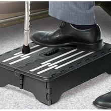 Half-Step-Stool-Ladder Folding Elderly Pregnant-Bathroom Portable for Outdoor Toilet