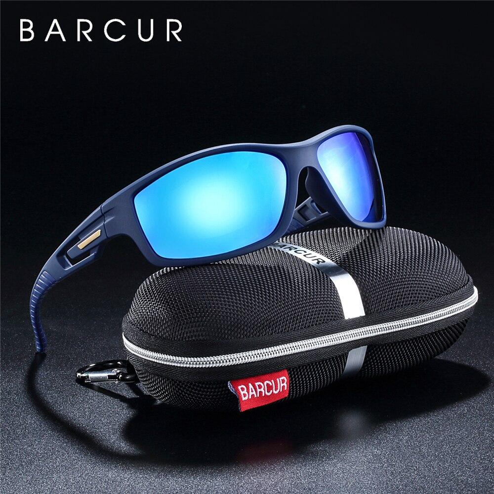 BARCUR Sports Sunglasses Women Polarized Sunglasses Night Vision Glasses