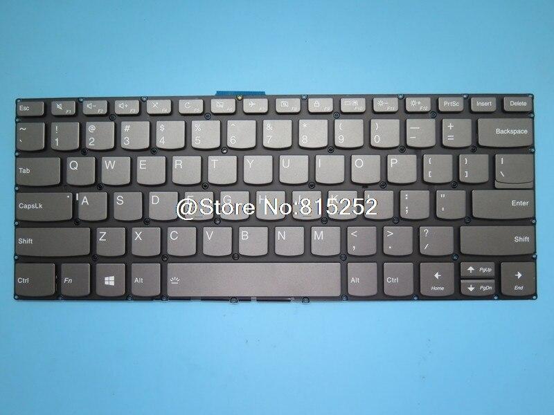 Laptop Keyboard For Lenovo FLEX 5-14 YOGA 520-14IKB 520 520-14 5-14 English US United Kingdom UK SN20N61708 9Z.N0SBN.C01 Backlit