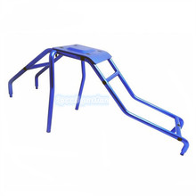 цены на HSP RACING RC CAR UPGRADE SPARE PARTS ACCESSORIES 050018 AL. ROLL CAGE OF HSP 1/5 GAS TRUCK 94050 AND BAJA 94054 94054-4WD