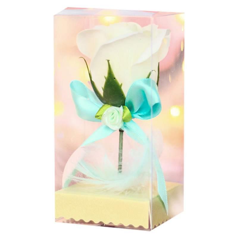 Новые белые искусственные вишневые цветы дерево имитация поддельные персик желаний елки рождественская елка для домашнего декора Свадебн... - 4