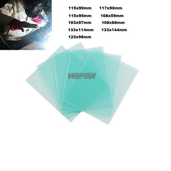10Pcs/Lot Protective Plastic Plate(PC) Cover Auto Darkening For Welding Mask / Glass Filter Replacement / Helmet Free Shipping free shipping 10pcs lot 2sj6920 j6920 20a 1700v 60w to3pl