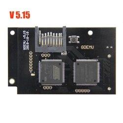 لوحة محاكاة محرك الأقراص الضوئية لآلة لعبة تيار مستمر الجيل الثاني المدمج في استبدال القرص الحر لكامل جديد GDEMU