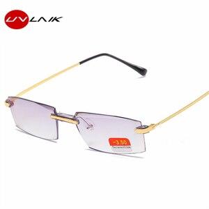UVLAIK Finished Myopia Glasses