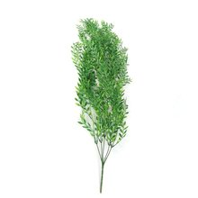 Long Style Hanging Plant Vine Artificial Plant Willow Wall Home Decoration Balcony Decoration Flower Basket Accessories flower vine rattan hanging plant artificial plant leaves wall accessories balcony decorattion home decoration