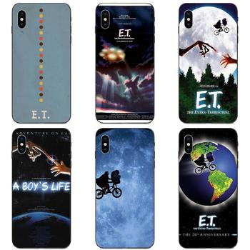 A Boy Et The Extra Terrestrial Soft Best Cases For Galaxy A3 A5 A6 A6s A7 A8 A9 A10 A20E A30 A40 A50 A60 A70 A80 A90 Plus 2018 image