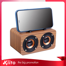 KIITO Y 36 Wireless Portable Speaker Desktop bluetooth Speakers Subwoofer Stereo Bass Speaker Support TF MP3 Player Phone Holder аудио колонка bluetooth sruppor tf bluetooth speaker