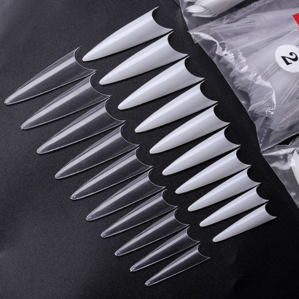 Купить 600 искусственная накладка для ногтей прозрачная акриловая французского