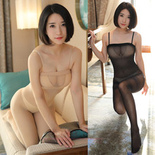 Crotch Buttocks Seamless! Seamless Silk Socks Arbitrarily Cut Thin Connected Mesh Red Tender Mould Hollow Out Night Line