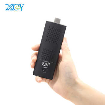 Super-Portable Mini PC Intel Celeron N4100 Quad Cores 4GB LPDDR4 RAM Windows 10 2.4G/5G Wifi Bluetooth 4.2 HDMI 2.0 4k Computer - DISCOUNT ITEM  23 OFF Computer & Office