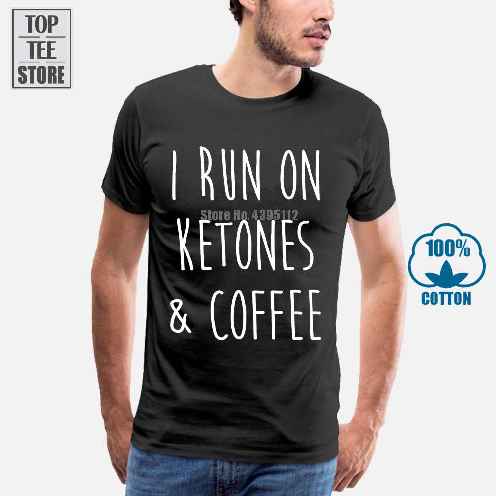 Women'S Tee Funny Keto Shirt I Runner On Ketosis Diet Gift For Lady Hip Hop Clothes Shirt Girl Female Lady