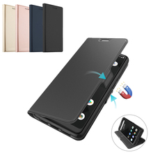 For Fujitsu Arrows U 801FJ Case Leather Flip Stand Wallet Full Body Shockproof Cover for Be3 F-02L Card Slot