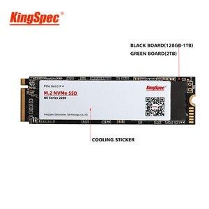 Image 2 - KingSpec M2 PCIe 512gb SSD M.2 500GB 1TB PCIe NVMe M.2 SSD 2280mm SSD HDD For Laptop Desktop Internal Hard Drive MSI PC