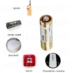 10 шт./лот 12 В 27A A27 Будильник-удаленные щелочные аккумуляторные батареи 27AE 27MN большая емкость автомобильный пульт дистанционного управления игрушки калькулятор дверной Звонок