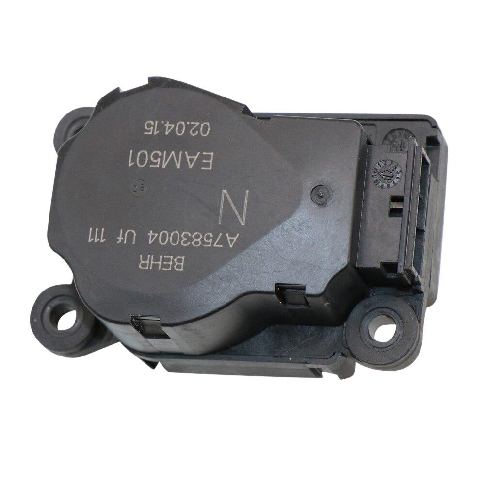 OEM EAM501 Recirculated Air Flap Servo Motor Actuator for Mercede.s Benz W215 W220 Peugeo.t 307 A7583004 A7583UA12