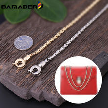 BAMADER Metal Snake Head Bag Chain Original Product Diagonal Replacement Chain Strap DIY Craftsmanship Copper Chain of Bag New