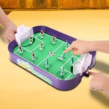 Набор мини для настольного футбола, детская спортивная игрушка, настольная футбольная игрушка, модель для настольного футбола, детская игр...