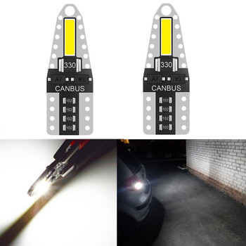 T10 LED Bulbs For BMW E90 e91 E60 e39 f10 f20 f30 e36 x3 e83 White 168 501 W5W LED Lamp T10 Wedge Car Interior Lights 12V 6000K image