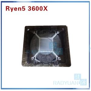 Image 5 - AMD Ryzen 5 3600X R5 3600X 3.8 GHz Six Core Twelve Thread 7NM 95W L3=32M 100 000000022 CPU Processor  Socket AM4 with cooler fan