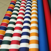 Tent-Material Tarpaulin Waterproof Yarn Ooxford-Fabric Polyester Thick Stripe Yard by