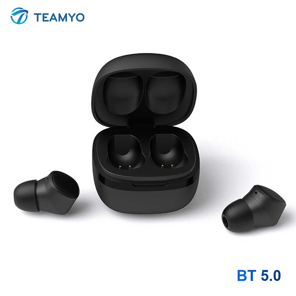 Welteayo T1x Tws Mini Bluetooth V5 0 Earphones True Aac Wireless Headphones Stereo Earbuds Ipx6 Waterproof Headset With Mic Aliexpress