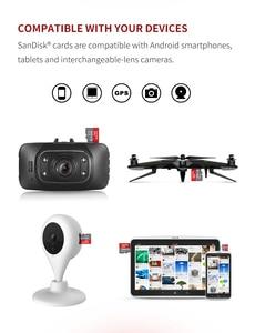 Image 4 - سانديسك مايكرو SD بطاقة 256G 200GB 128GB 64GB 100 برميل/الثانية الذاكرة بطاقة SD/TF فلاش بطاقة Class10 32GB 16GB مايكرو للقرص/الهاتف الذكي