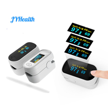 Portable Pulse fingertip Oximeter OLED finger Pulsioximetro PI blood oxygen Heart Rate Monitor Oximetro De pulso Dedo Household