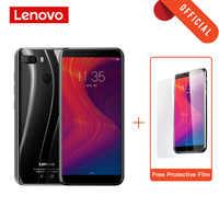 Globale Versione Lenovo Mobile Phone 3GB 32GB K5 Play Face ID 4G Smartphone da 5.7 pollici Snapdragon Octa core Macchina Fotografica di Retrovisione di 13MP 2MP